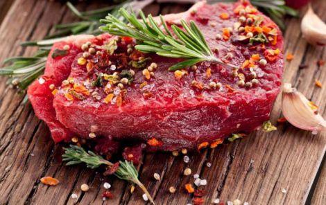 Червоне м'ясо