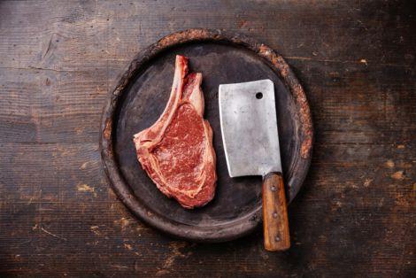 Небезпечне м'ясо