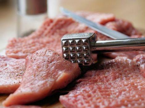 Дороге м'ясо у США