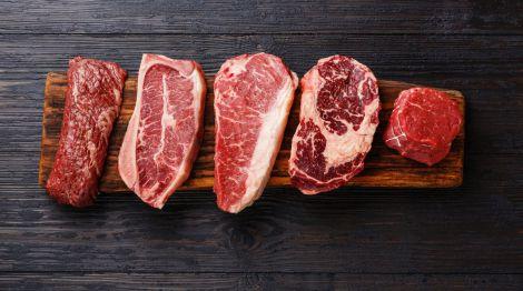 Червоне м'ясо та здорове серце