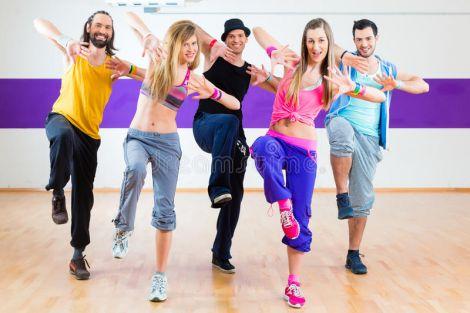 Танці допоможуть схуднути