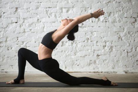 Йога перед сном: кілька ефективних вправ (ВІДЕО)