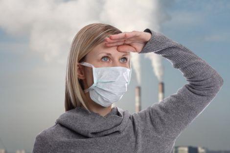 Забруднене повітря погіршує стан здоров'я