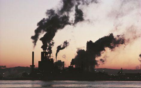 Забруднена атмосфера скорочує тривалість життя