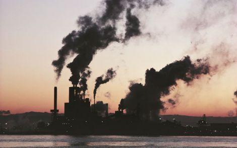 Забруднене повітря провокує різні захворювання