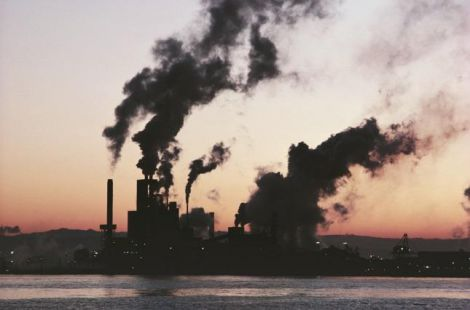 Шкода забрудненого повітря