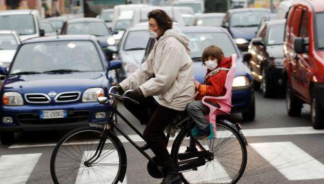 Забруднене повітря зістарює мозок людини