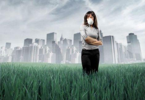 В плаценті знайшли частинки брудного повітря