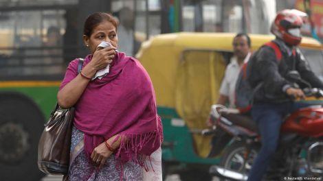 Захист організму від брудного повітря