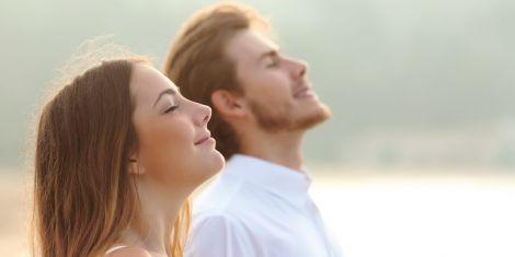 Глибоке дихання допомагає впоратись з агресією