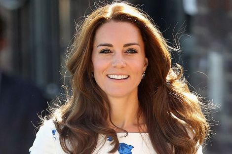 Кейт Міддлтон - герцогиня Кембриджська