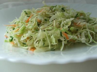 Лікувальний салат для очищення кишківника