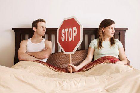 Жіноче утримання від сексу