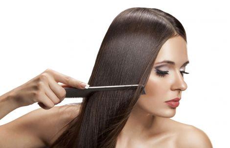 Відновлення пошкодженого волосся