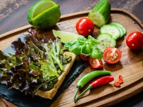 Шкода вегетаріанського раціону для нирок