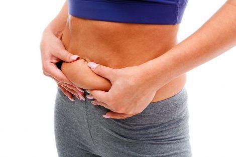 Як схуднути на животі?