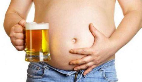 """""""Пивний живіт"""" не від пива"""