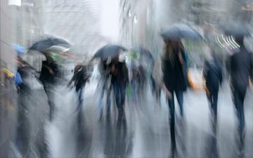 погана погода може спричинити інсульт