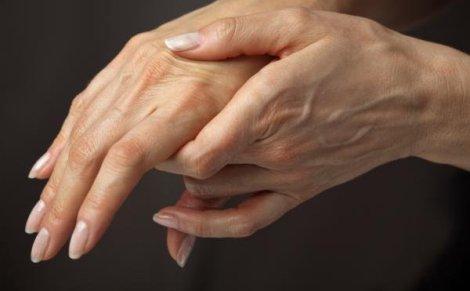 Масажуйте пальці