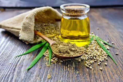 Від болю врятує олія конопель
