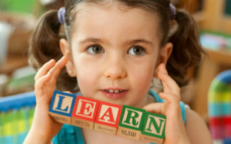 Навчайте свою дитину