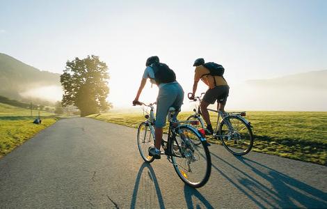 Чому велосипед позитивно впливає на здоров'я