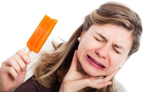 Підвищена чутливість зубів