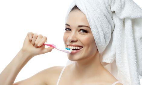 Правила чистки зубів