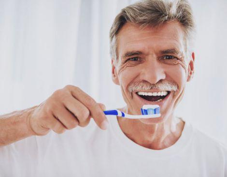 Правильна чистка зубів