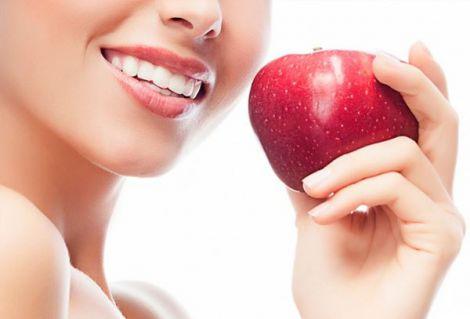 Продукти для здорових зубів