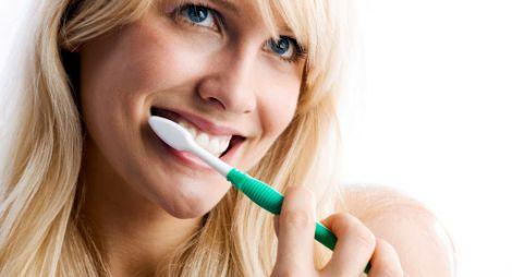 Як чистити зуби правильно?