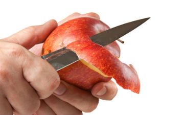Яблучна шкірка запобігає раку