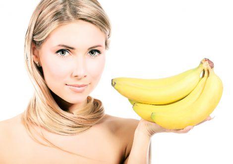 бананова дієта практично немає обмежень за станом здоров'я