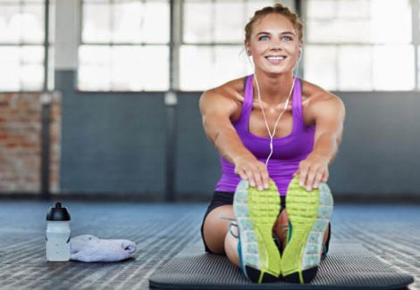 Тренування для здоров'я тіла