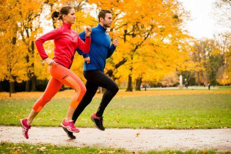 Осінні тренування для здоров'я та краси