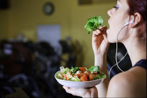 Продукти, які не варто їсти після тренування