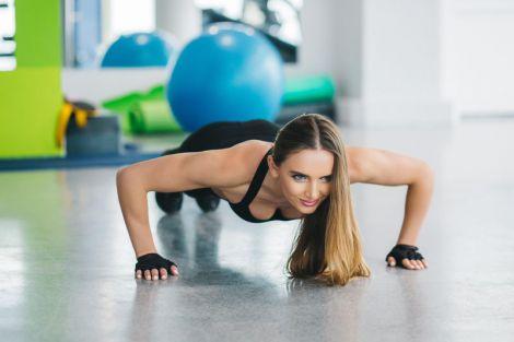 Тренування без спортзалу