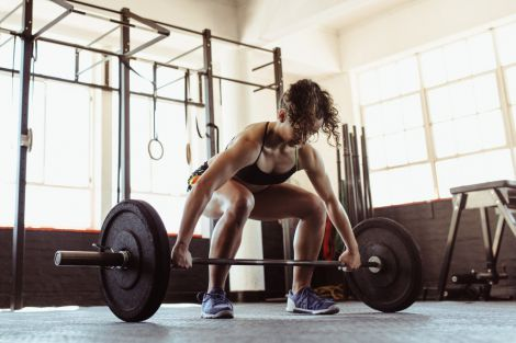 Силові тренування - дієва терапія від депресії