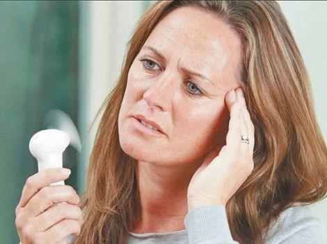 Передчасна менопауза