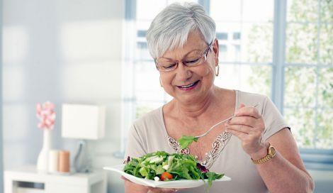 Харчування під час менопаузи
