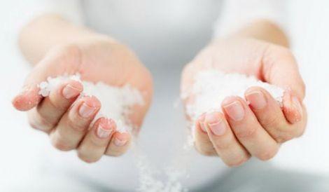 Надлишок солей в організмі провокує захворювання суглобів