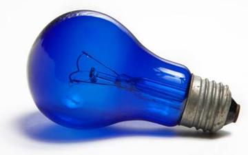 синє освітлення допоможе підвищити працездатність