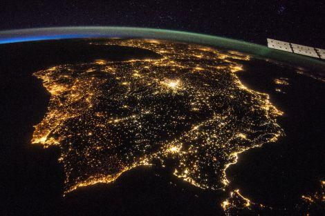 Штучне освітлення міст