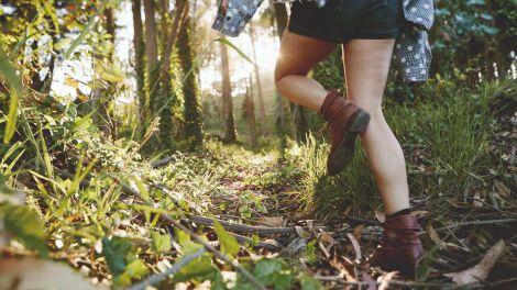 Користь піших прогулянок для вашого здоров'я
