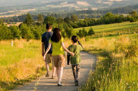 Прогулянки, які покращують здоров'я