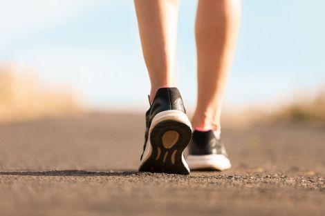 Прогулянки зменшують ризик переломів