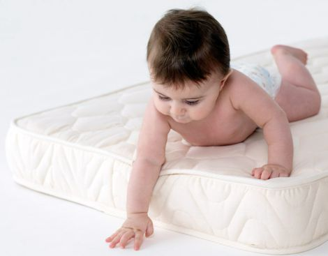 Здоровая спина ребенка: выбираем качественный матрас