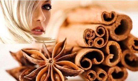 Маска з корицею і медом для пружної шкіри обличччя