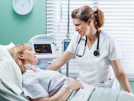 Рак у австралійської медсестри