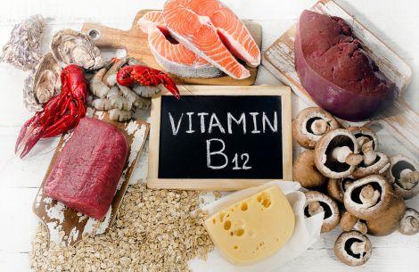 Дефіцит вітаміну B12